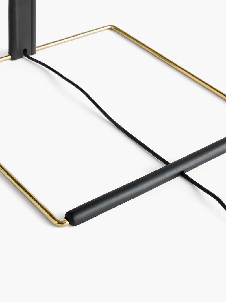 Matin Table Lamp – Yellow – Large
