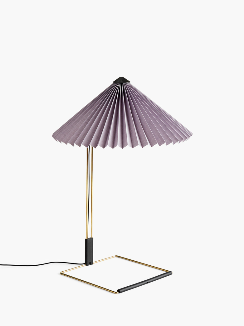 Matin Table Lamp – Lavender – Large