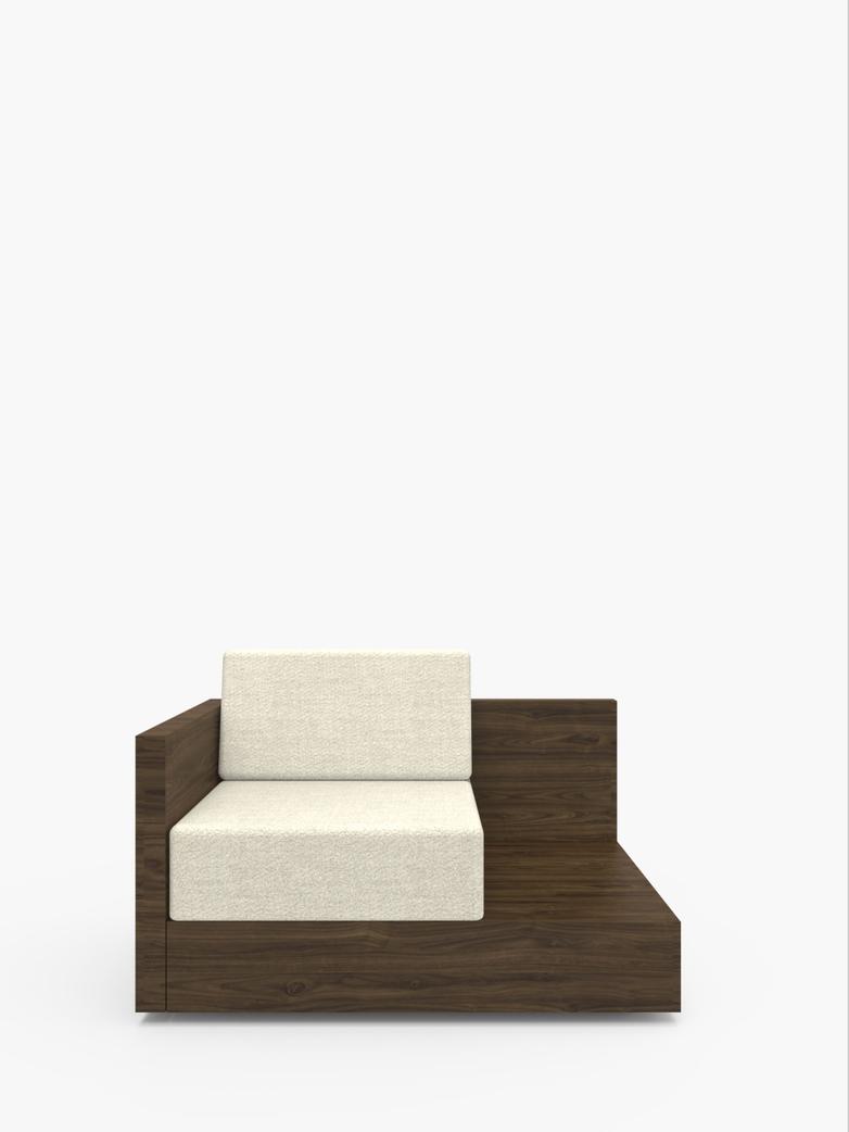 Mass Lounge Arm – Left
