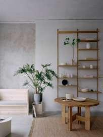 Farmhouse Table – Ø120