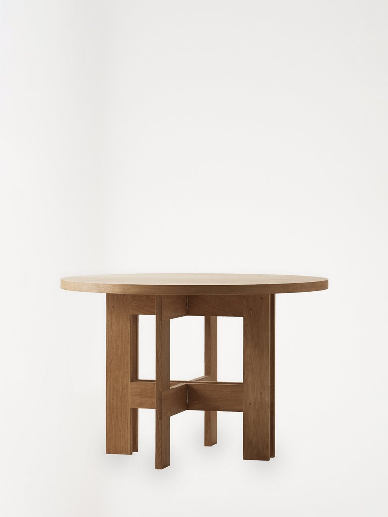 Farmhouse Table – Ø120