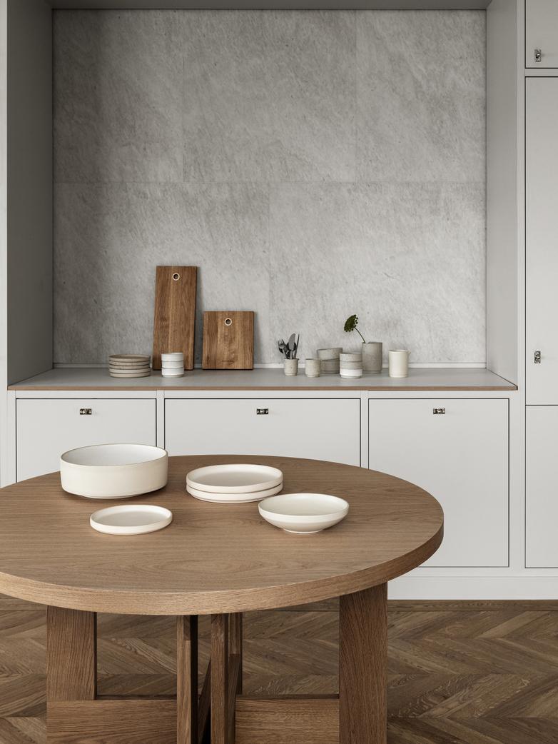 Farmhouse Table – Ø140