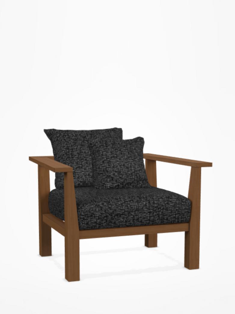 Inout 01 Lounge Chair – Category C - Reta Nera