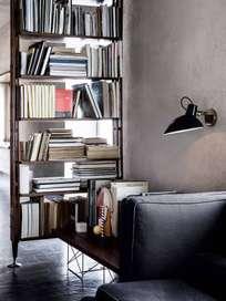 VV Cinquanta Wall Lamp – Black
