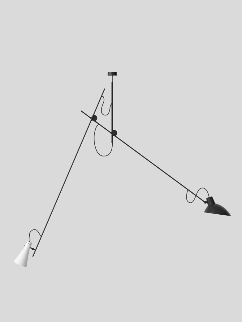 VV Cinquanta Suspension – Black/White