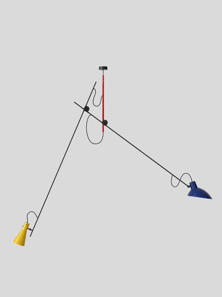 VV Cinquanta Suspension – Mondrian