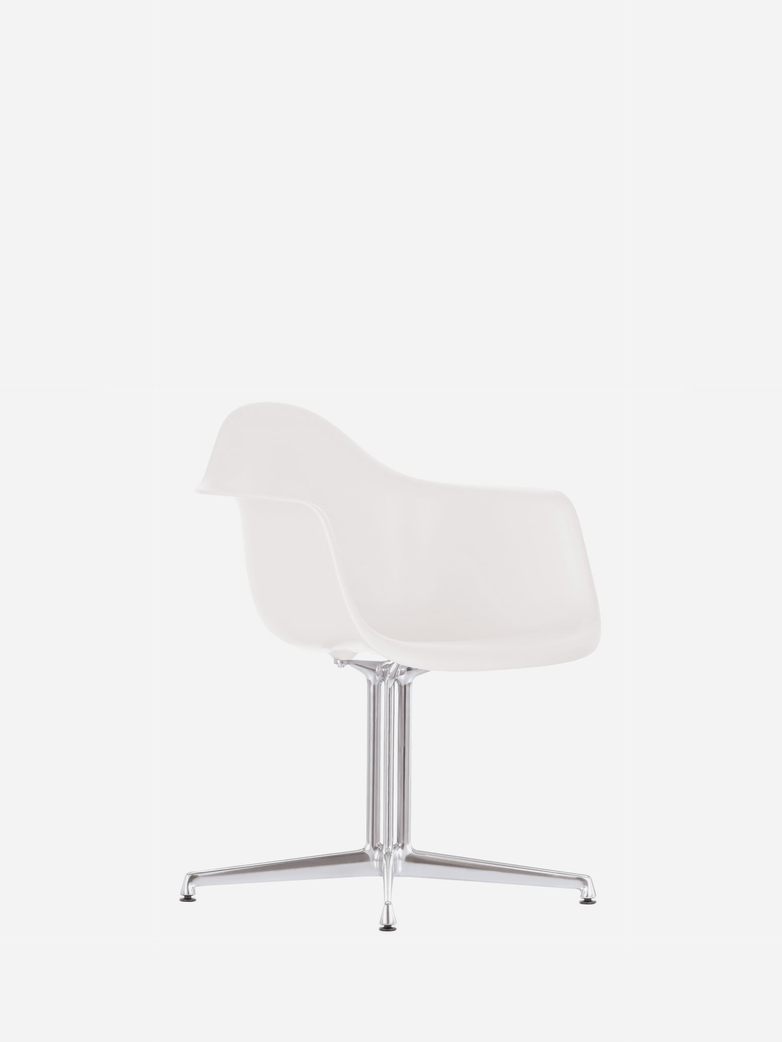 Eames Plastic Chair – DAL – White