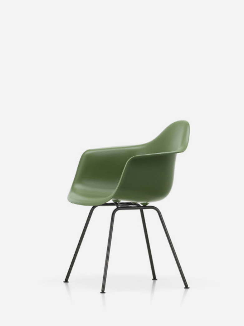Eames Plastic Chairs – DAX – Green