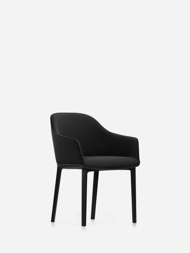 Softshell Chair – Black/Black