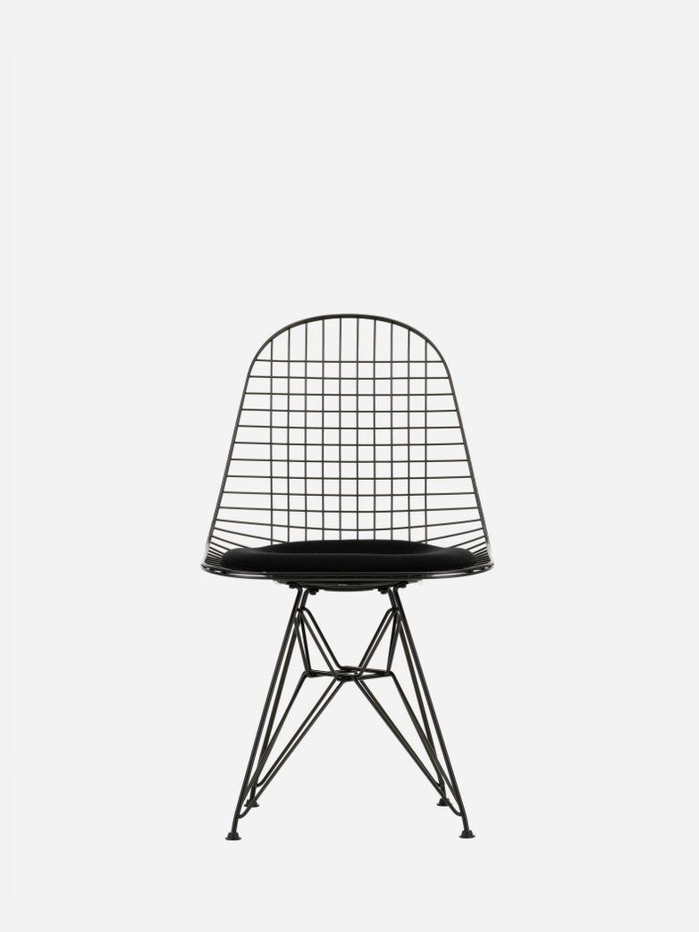 Wire Chair DKR 5 – Black