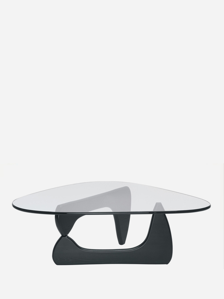 Noguchi Coffee Table – Black Ash