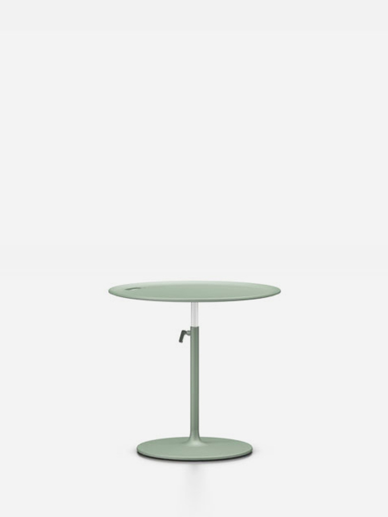 Rise Table – Soft Mint