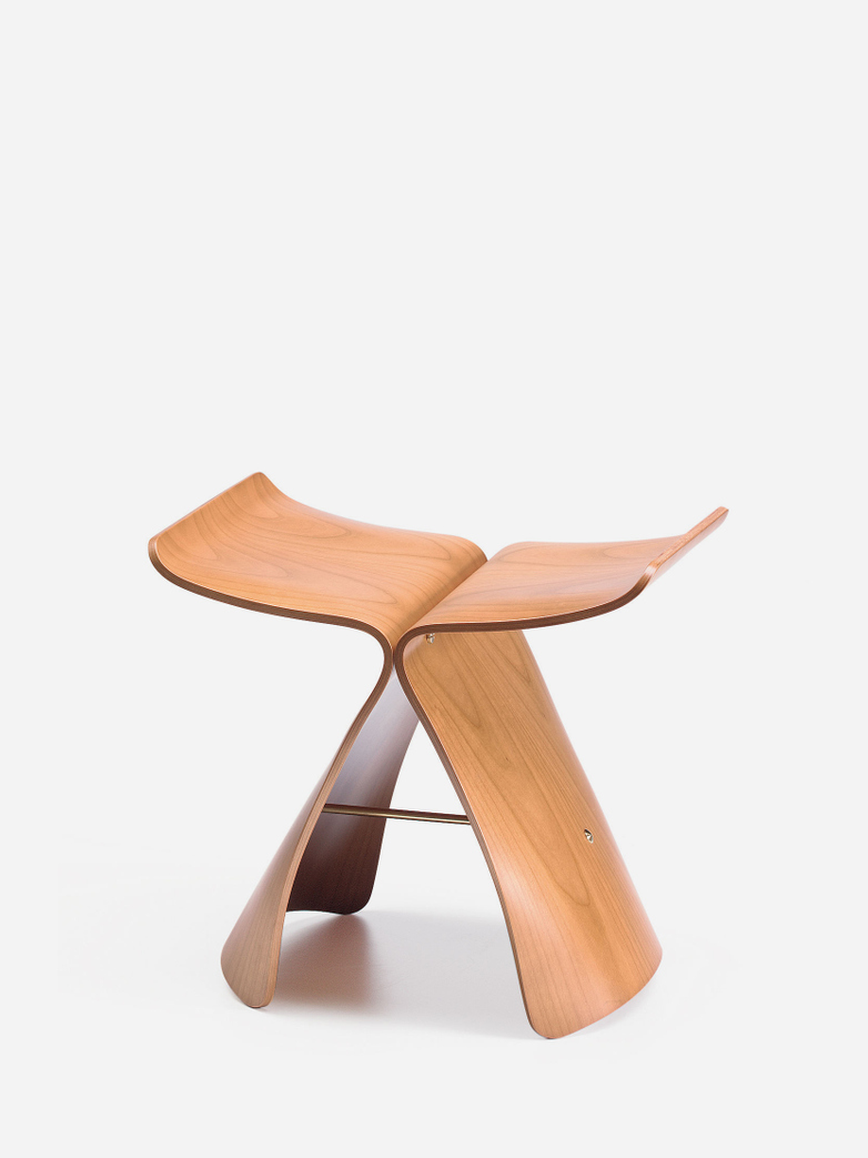 Butterfly Stool – Maple