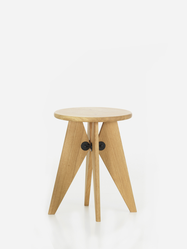 Tabouret Solvay – Oak