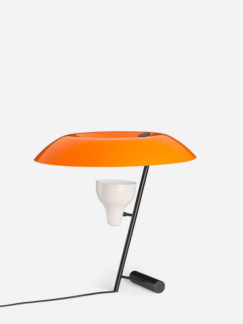 Model 548 Table Lamp – Orange