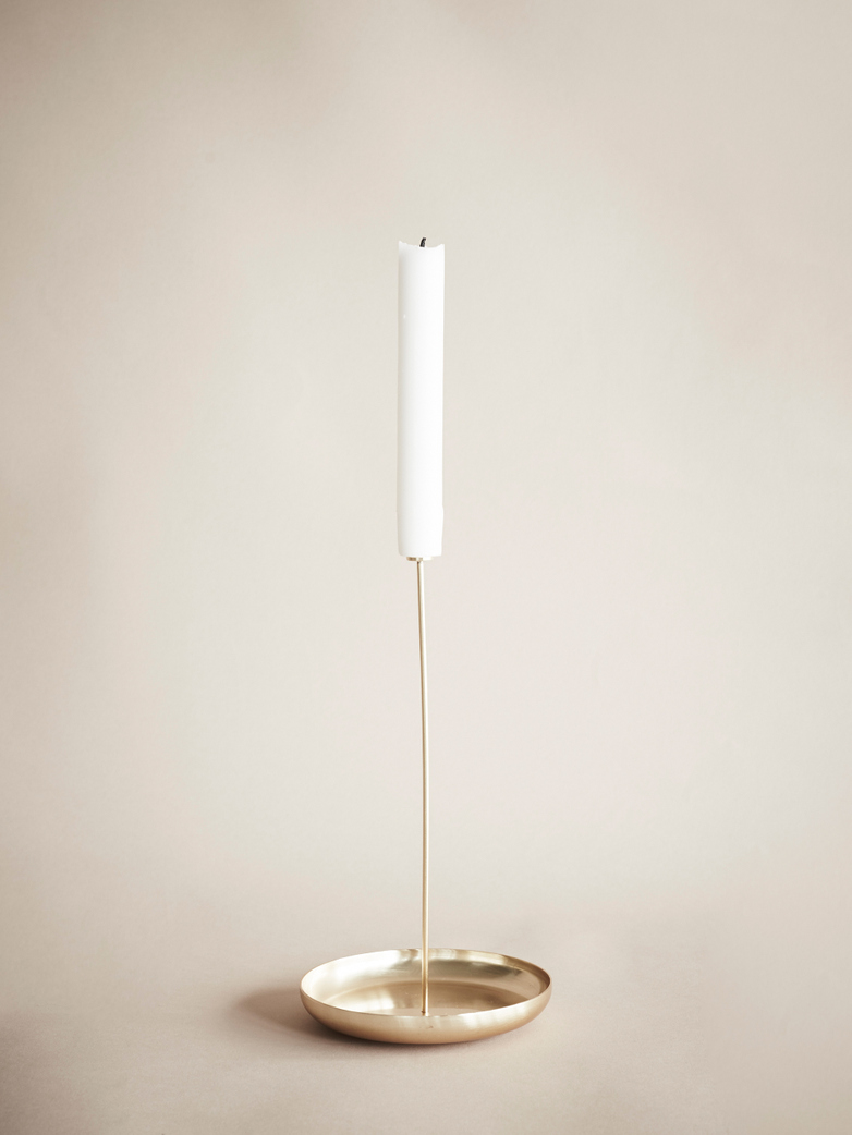 Candle Pin – Brass
