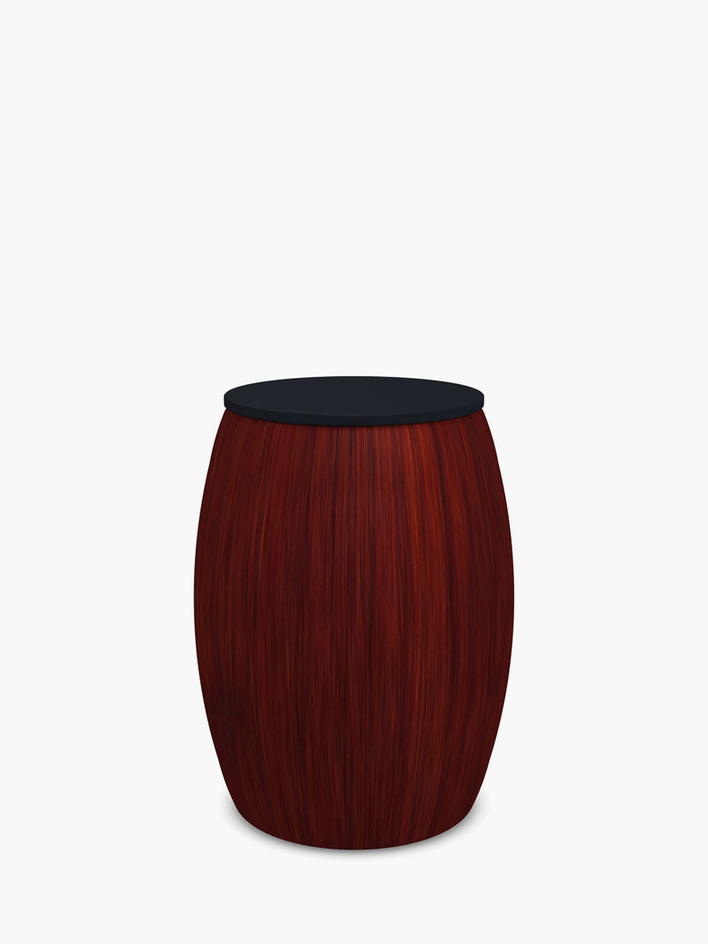 News 08 Side Table – Red