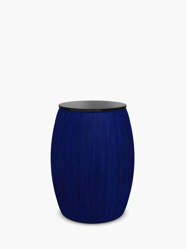 News 108 Side Table – Blue