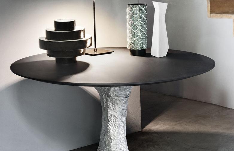 Next 132 Round Table – White – Ø120