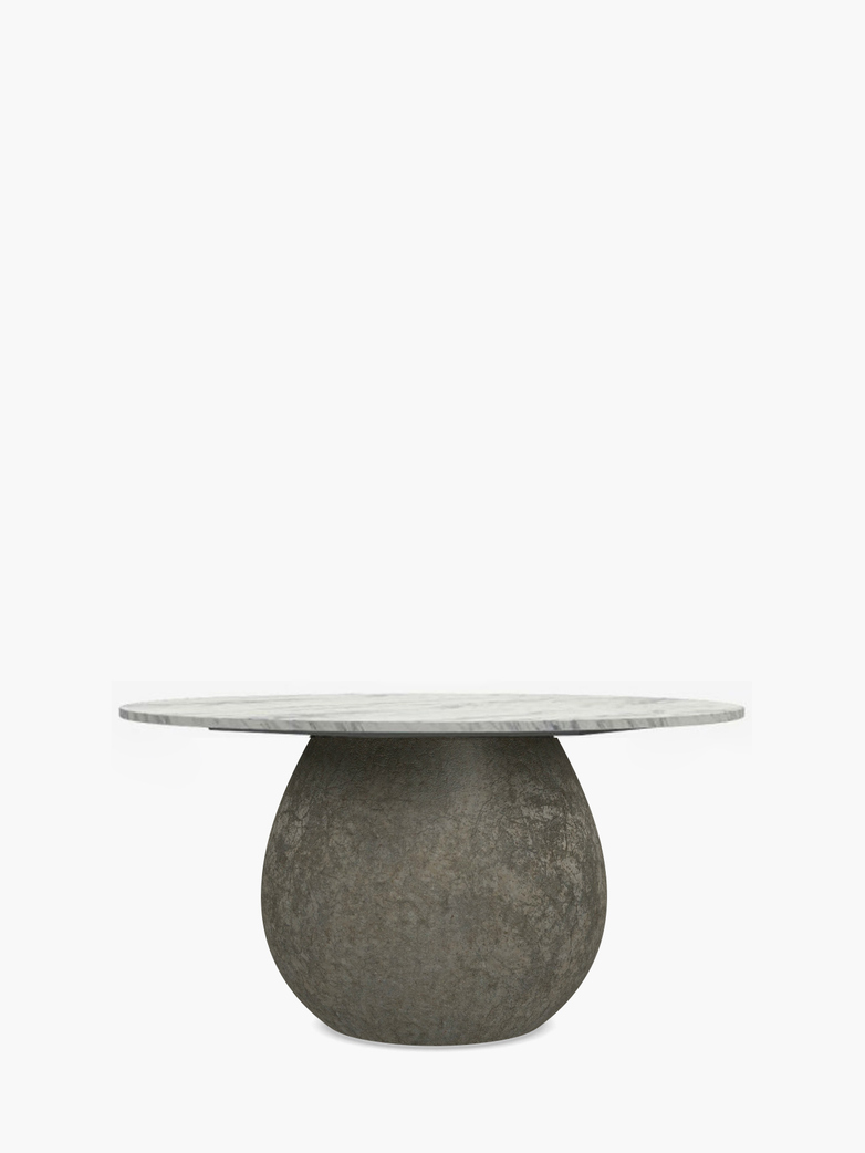 Next 232 Round Table – Marble – Ø140