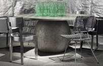 Next 236 Round Table – Marble – Ø160