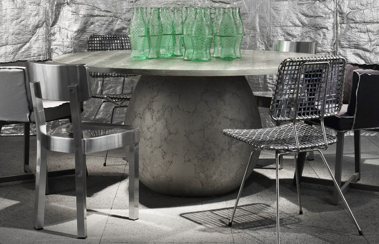 Next 236 Round Table – Marble – Ø160