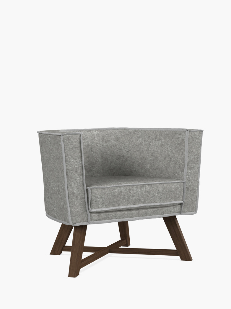 Gray 08 Armchair – Category C – Deus Pegaso