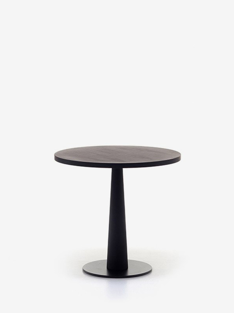 Gray 39 Table – Black – Ø80