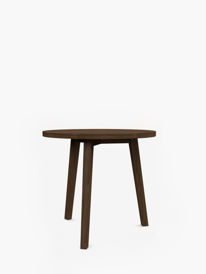 Gray 41 Tea Table – Walnut – Ø70