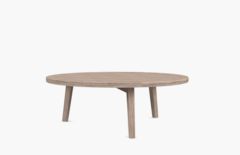 Gray 49 Coffee Table – Oak – Ø100