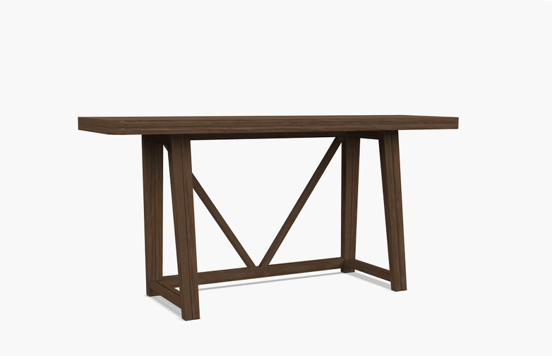 Gray 51 Console Table – Walnut