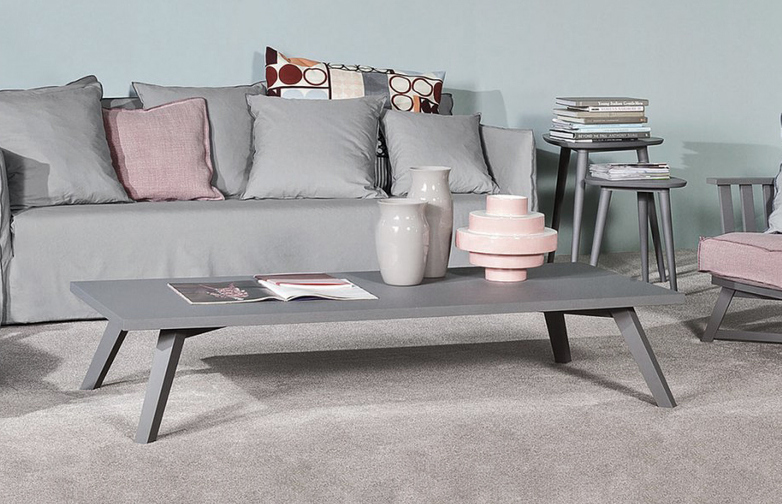Gray 56 Coffee Table – Grey – 170