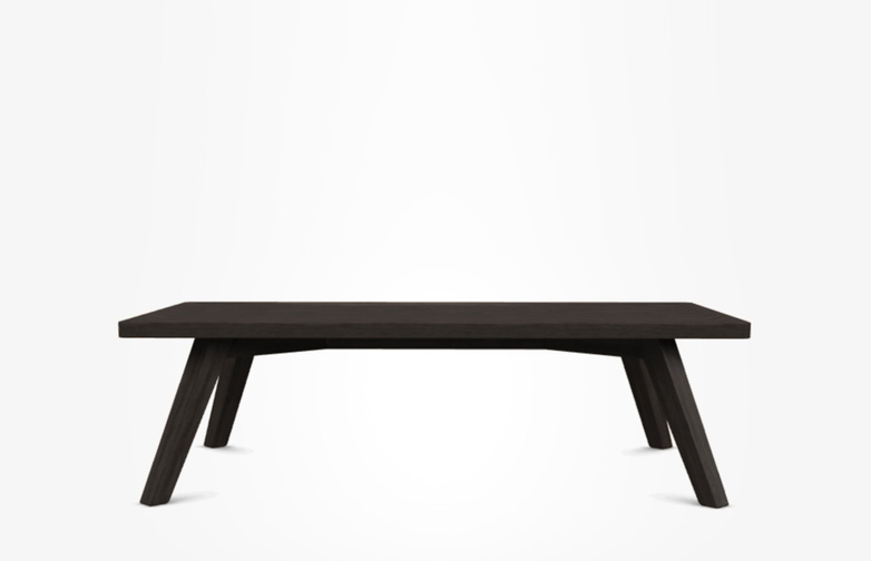Gray 57 Coffee Table – Black