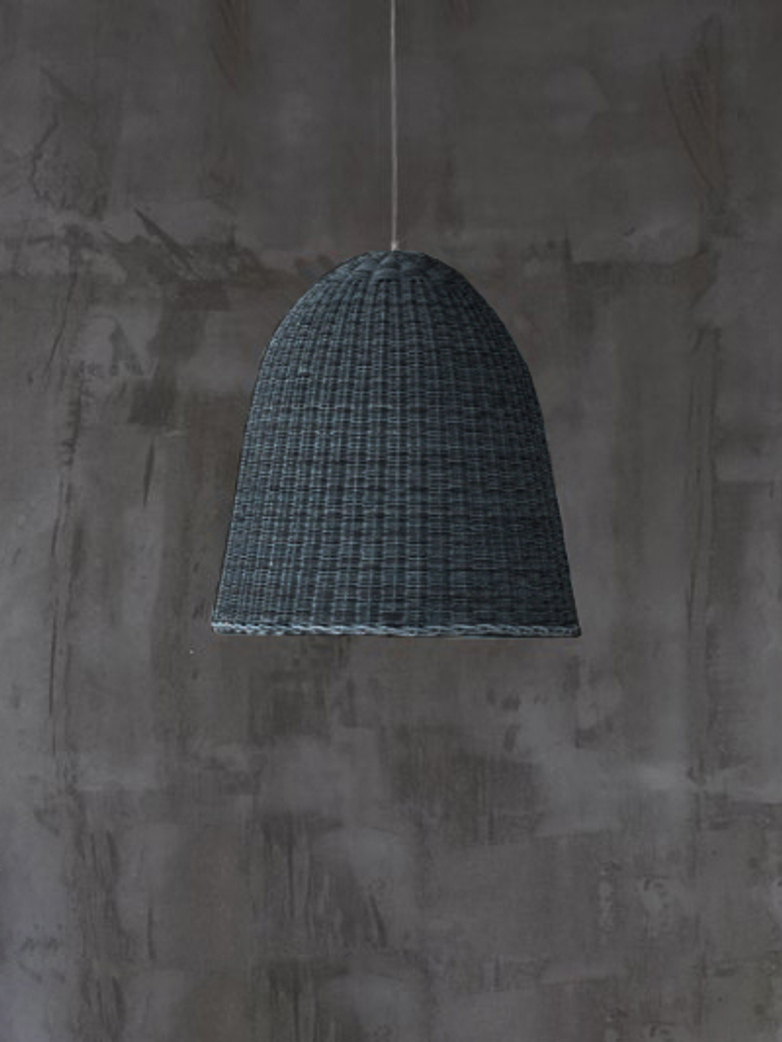 Bell 95 Hanging Lamp – Blue