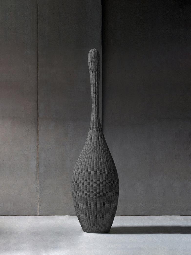 Bolla L Standing Lamp – Grey