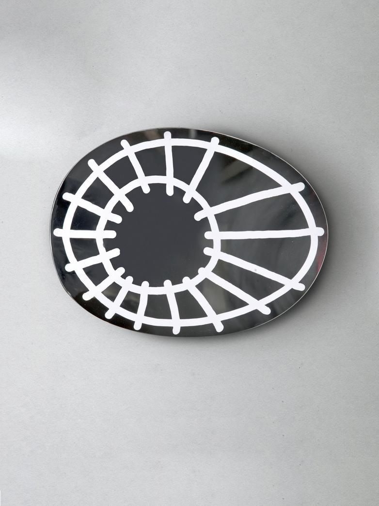 Brick 97 Mirror