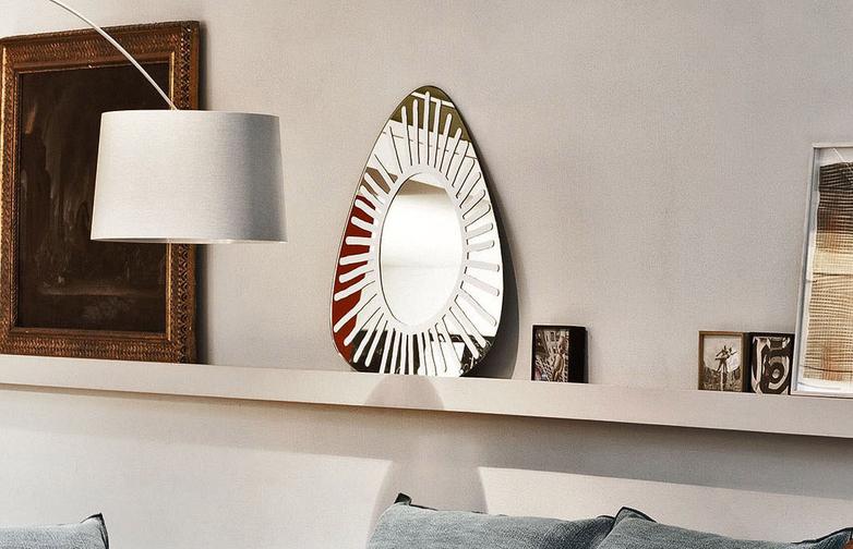 Brick 98 Mirror