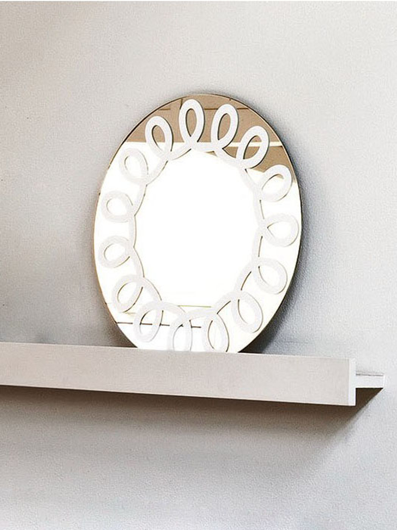 Brick 99 Mirror