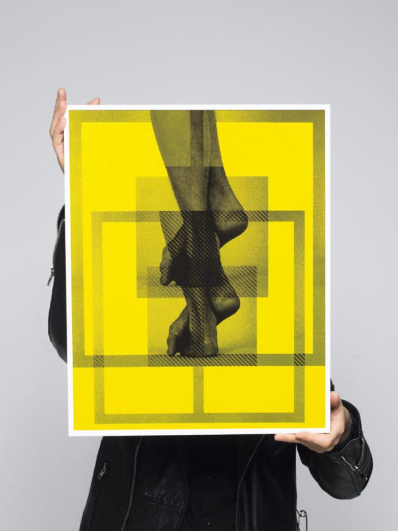(+/-) – 40 x 50 – Thomas Dozol