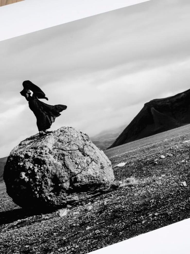 Desert – 60 x 80 – Gustav Wiking