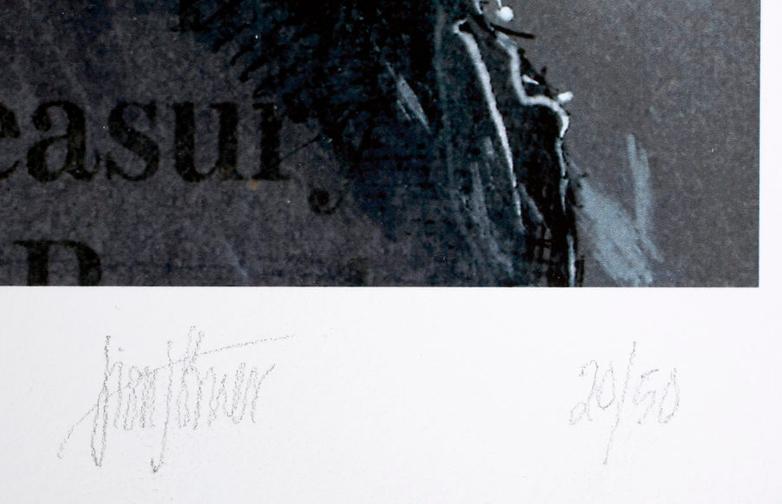 The Three Wise Monkyes – 60 x 80 – Lisa Törner