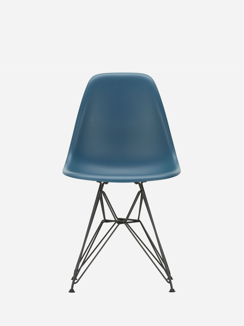 Eames Plastic Chair – DSR – Sea Blue