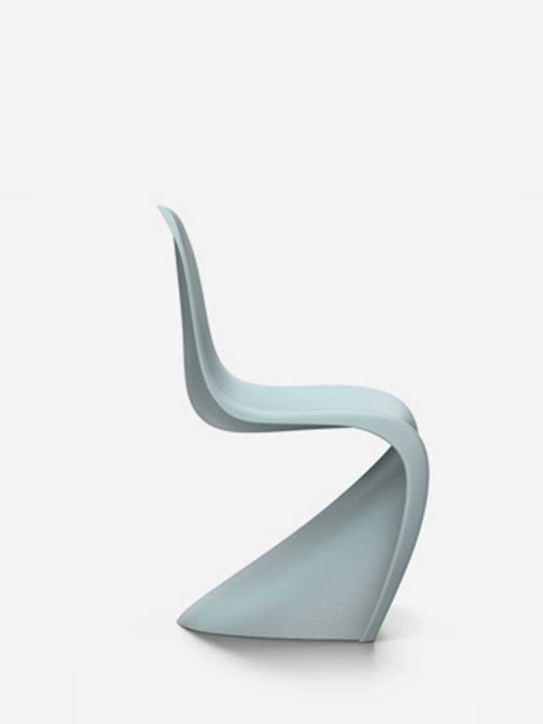 Panton Chair – Ice Grey