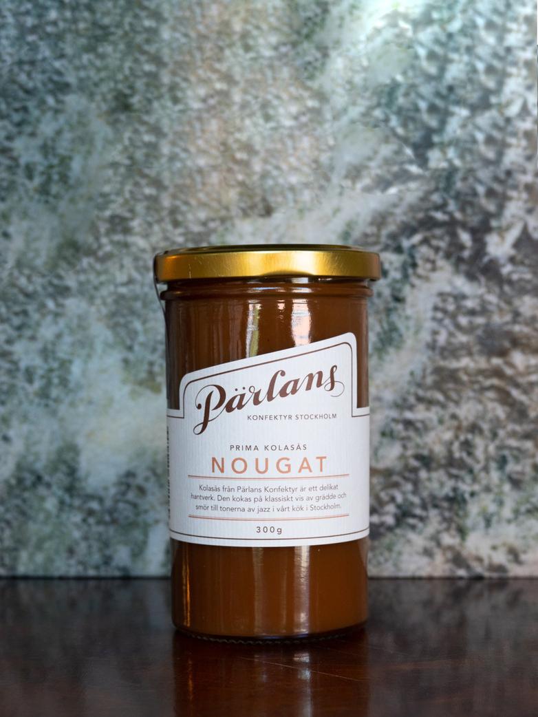 Caramel Sauce – Nougat