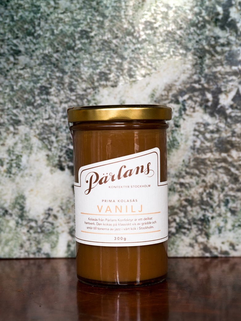 Caramel Sauce – Vanilla