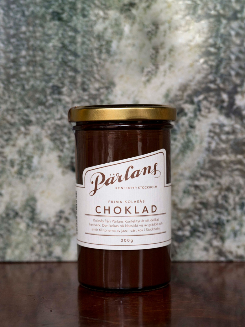 Caramel Sauce – Chocolate