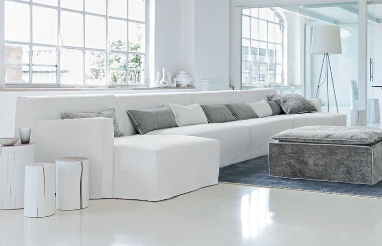 More 04 L Modular Sofa – Category C – Deus Pegaso