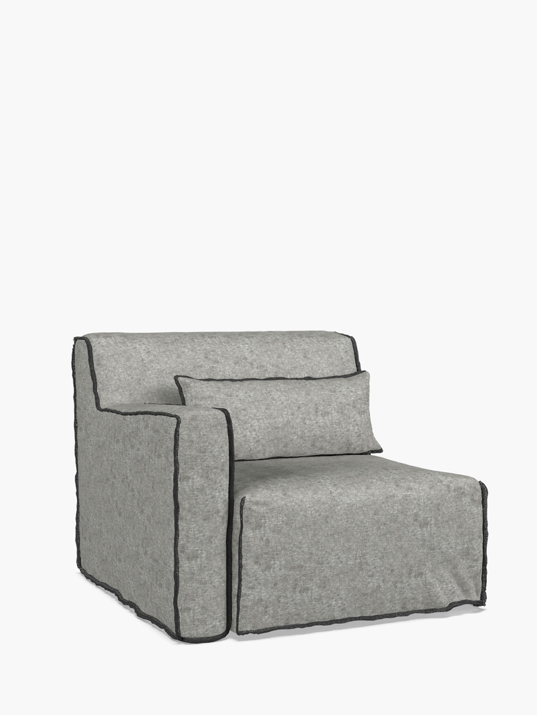 More 04 L Modular Sofa – Category C – Deus Pegaso