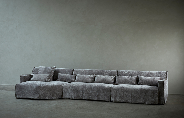 More 06 Modular Love Seat – Category C – Deus Pegaso