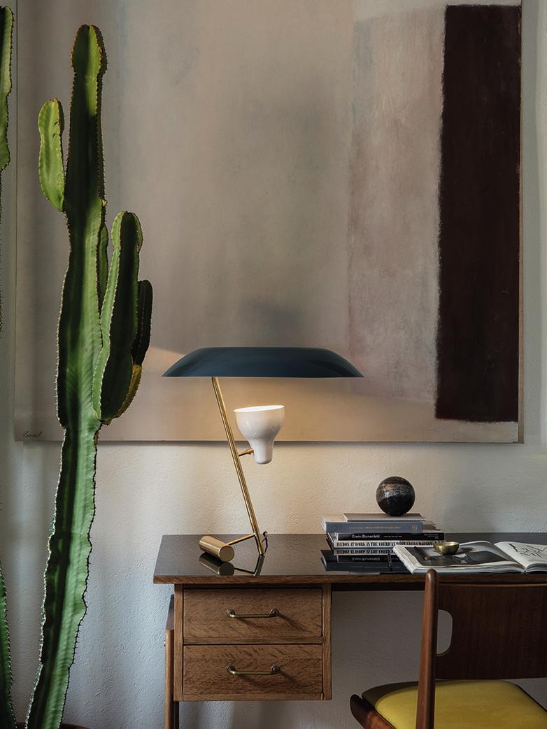 Model 548 Table Lamp – Orange